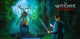 The Witcher Monster Slayer Key Art AR Game