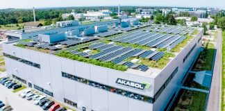 AKASOL Opens Europe's Largest Factory for Commercial Vehicle Batteries - Gigafactory 1 Darmstadt