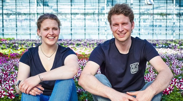 POTTBURRI Builds Plastic-Free Biodegradable Plant Pots - Antonia Cox and Alexander Cox