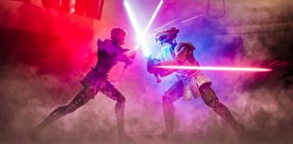 Lucasarts Zynga Star Wars Hunters J-3DI Rieve